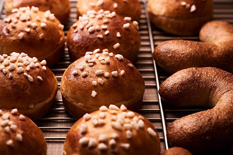 モンサンクレールのパン
