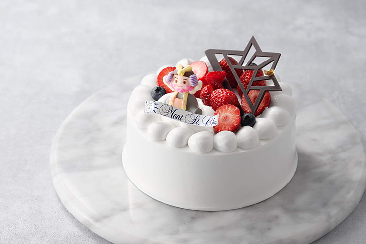 こどもの日 生デコレーションケーキ